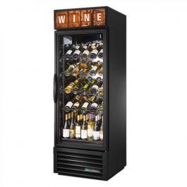 True Refrigeration Reach-In Wine Refrigerator