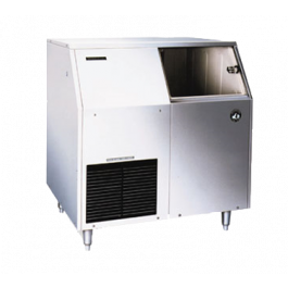 Hoshizaki Flake-Style Ice Maker with Bin