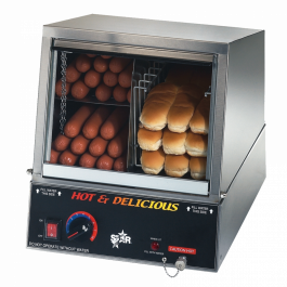 Star Hot Dog Steamer