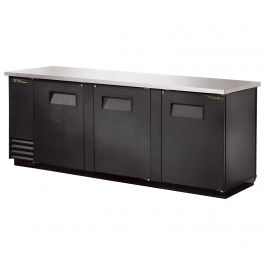 True Refrigeration Pass-Thru Refrigerated Back Bar Cabinet