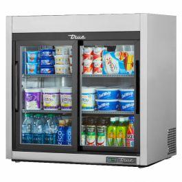 True Refrigeration Countertop Merchandiser Refrigerator