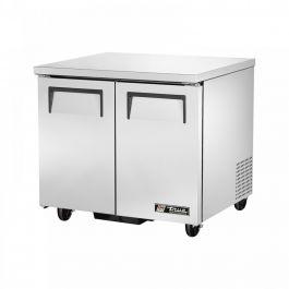 True Refrigeration Reach-In Undercounter Refrigerator