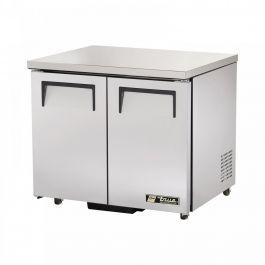 True Mfg. - General Foodservice TUC-36-ADA-HC - Undercounter Refrigerator, 34