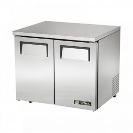 True Mfg. - General Foodservice TUC-36-LP-HC - Low Profile Undercounter Refrigerator