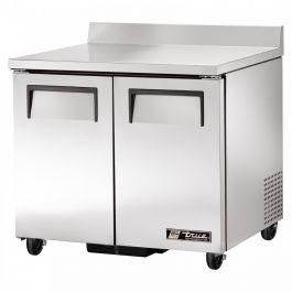 True Refrigeration Work Top Refrigerated Counter