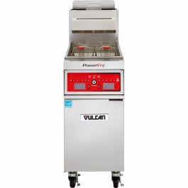 Vulcan Full Pot Floor Model Gas Fryer