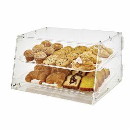 Winco Countertop Pastry Display Case