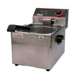 Winco Full Pot Countertop Electric Fryer