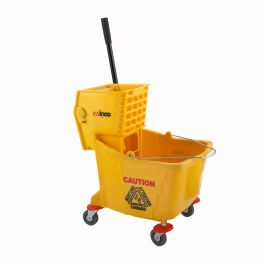 Winco Mop Bucket Wringer Combination