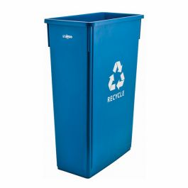 Winco Plastic Recycling Receptacle & Container
