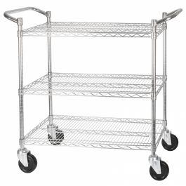 Winco Metal Cart Bussing