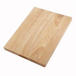 Winco Wood Cutting Board