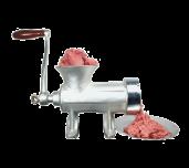 Adcraft 22HC - Meat Grinder, Manual, Blot/screw Mounted