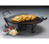 American Metalcraft GSS17 - Griddle Stand, 17