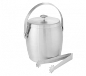 American Metalcraft ISSB4 - Ice Bucket, 34 Oz., 4-3/8