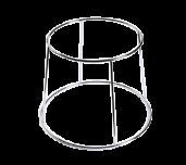 American Metalcraft SDRCK - Display Rack, 7-1/2