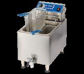 Globe GPC16 - Pasta Cooker Boiler, Electric, Countertop