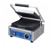Globe GPG10 - Bistro Panini Grill, Single, Countertop