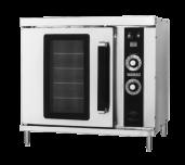 Hobart HEC20-208V - Convection Oven, Electric, Half-size