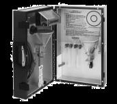 Hobart F101-1 - Fat Percentage Measuring Kit: (2) Funnels, (3) Precision Test Tubes