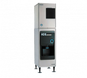 "Hoshizaki DB-130H - Ice Dispenser, 22""W, 130-lb. Built-in Storage Capacity"