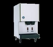 Hoshizaki DCM-270BAH-OS - Opti-Serve Ice Maker/Water Dispenser, Cubelet-Style, Air-cooled