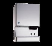 Hoshizaki DCM-500BAH-OS - Opti-Serve Ice Maker/Water Dispenser, Cubelet-Style, Air-cooled