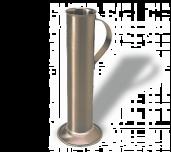 Matfer 250112 - Syrup Density Meter Test Tube, 1-3/8