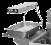 Pitco PFW-2 - Food Warmer, Free-standing, 500watt