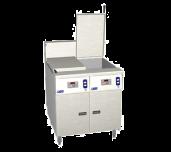 Pitco SRTE14-2-GM - Solstice™ Rethermalizer, Dual, Electric