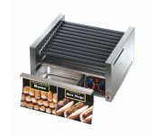 Star 30CBD - Grill-Max® Hot Dog Grill, Roller-type With Integrated Bun Drawer, Stadium Seating