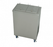 """Stoelting MDC2-37-A - Dipping Cabinet, 23-7/8""""W X 15-7/8""""D X 36-7/8""""H, Air-cooled"""