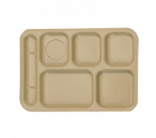 Thunder Group ML801S - Compartment Tray, Left-handed, 10