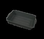 Thunder Group PLBT005B - Bus Box, 1-compartment, 20-1/2