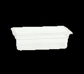 "Thunder Group PLPA8134 - Food Pan, 1/3 Size, 4"" Deep"