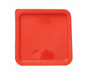 Thunder Group PLSFT0608C - Food Storage Container Cover, Square, Snap-on