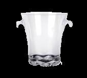 Thunder Group PLTHBK040C - Ice Bucket, 4 Quart, 8