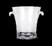 Thunder Group PLTHBK140C - Ice Bucket, 4 Quart, 8