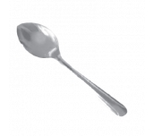 "Thunder Group SLDO001 - Sugar Spoon, 4.65"", Medium-weight"