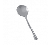 "Thunder Group SLDO003 - Bouillon Spoon, 5.83"", Medium-weight"
