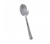 "Thunder Group SLDO004 - Dessert Spoon, 6.97"", Medium-weight"
