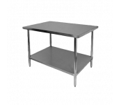 Thunder Group SLWT42460F - Work Table, 24