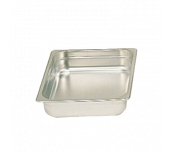 "Thunder Group STPA6122 - Steam Table Pan, 1/2 Size, 2-1/2"" Deep"