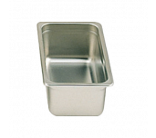 "Thunder Group STPA6134 - Steam Table Pan, 1/3 Size, 4"" Deep"