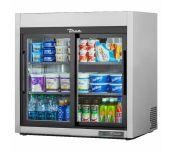 True Mfg. - General Foodservice TSD-09G-HC-LD - Countertop Refrigerated Merchandiser