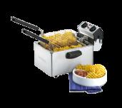 Waring WDF75B - Countertop Deep Fryer, Electric, 8-1/2 Lb. Capacity