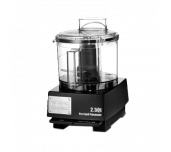 Waring WFP11SW - Commercial Food Processor, 2.5 Quart, Vertical Chute Feed Design