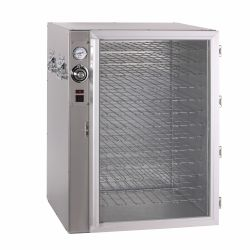 Heated Cabinet, Pizza
