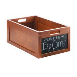 Serving & Display Crate
