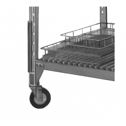 Tray Rack. Parts & Accessoires Dispenser